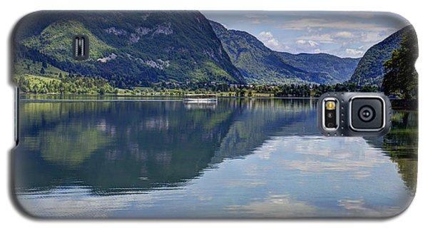Lake Bohinj Galaxy S5 Case by Uri Baruch