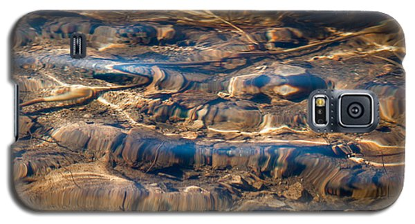 Lake Bottom Galaxy S5 Case