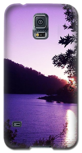 Lake Chabot On A Summer Eve Galaxy S5 Case