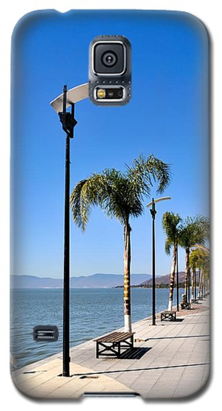 Lake Chapala - Mexico Galaxy S5 Case by David Perry Lawrence