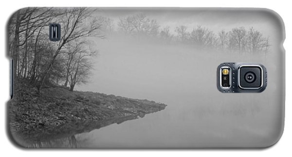 Lake Chatuge Lost In Fog Galaxy S5 Case