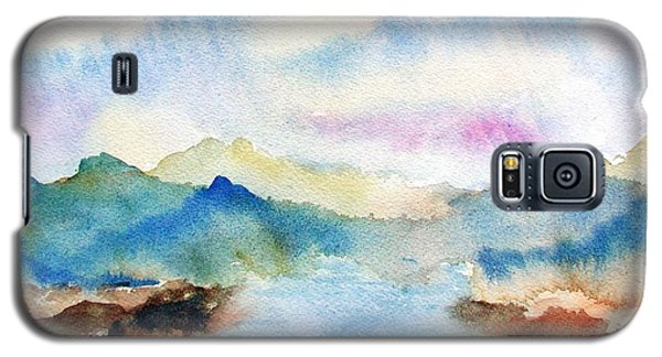 Lake Chuzenji Nikko Galaxy S5 Case