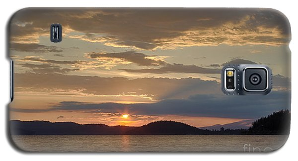 Lake Coeur D Alene Galaxy S5 Case