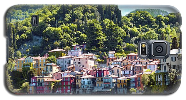 Galaxy S5 Case featuring the photograph Lake Como - Italy by Haleh Mahbod