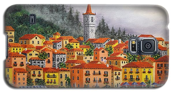 Lake Como Italy Galaxy S5 Case