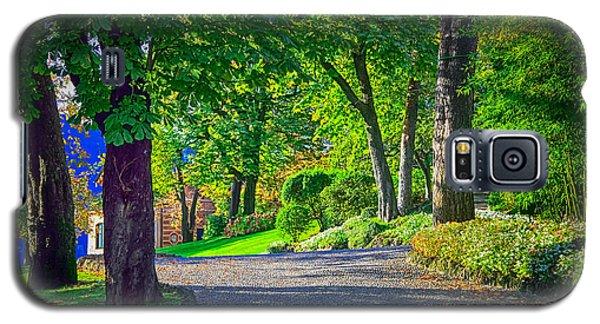 Lake Como Path Galaxy S5 Case