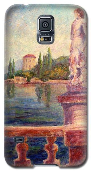 Lake Como View Galaxy S5 Case