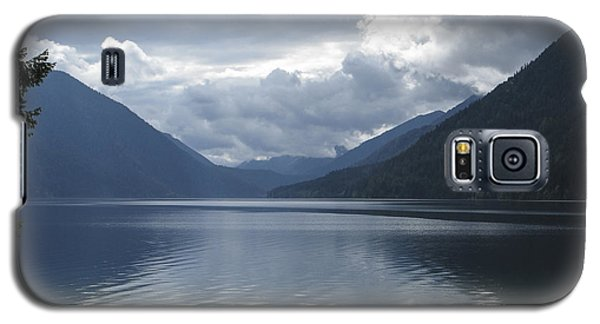 Lake Crescent Galaxy S5 Case