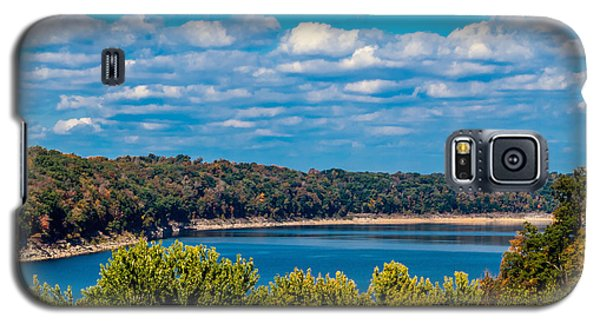 Lake Cumberland One Galaxy S5 Case by Ken Frischkorn