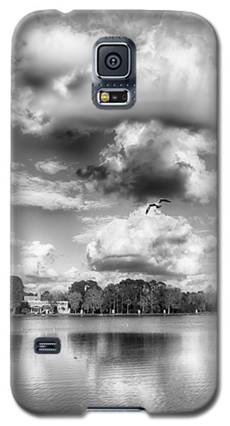 Lake De Soto Galaxy S5 Case by Howard Salmon