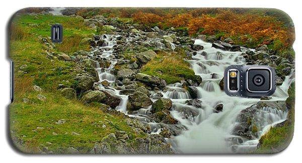 Lake District Waterfall Galaxy S5 Case