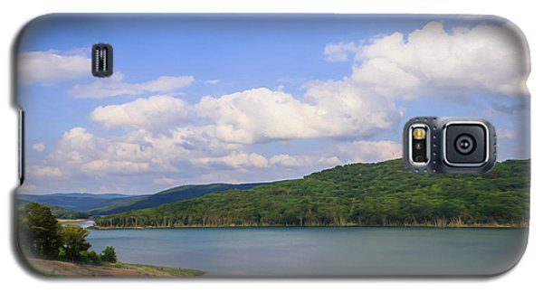 Lake Fort Smith Galaxy S5 Case