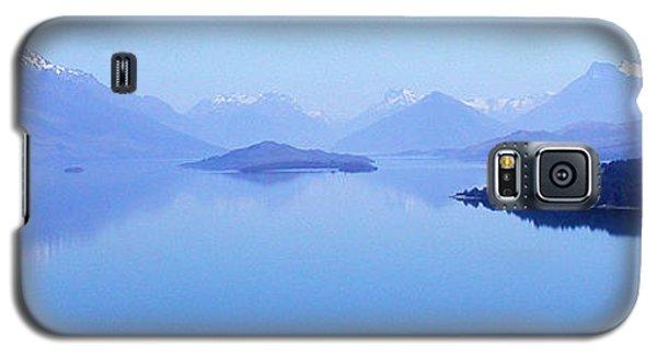 Lake Glenorchy New Zealand Galaxy S5 Case by Ann Lauwers