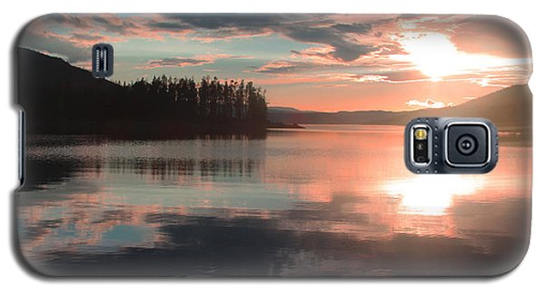 Lake Granby Sunset Galaxy S5 Case