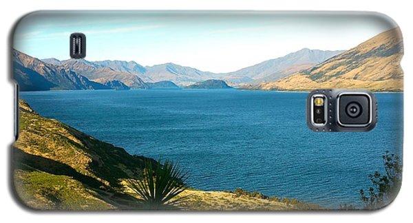 Lake Hawea Galaxy S5 Case by Stuart Litoff
