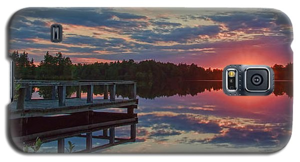 Lake Horicon Sunset 1 Galaxy S5 Case