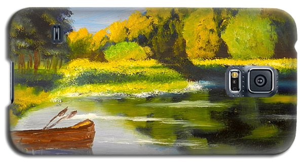 Lake Illawarra At Primbee Galaxy S5 Case