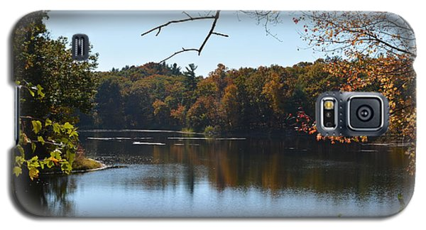 Lake In The Catskills Galaxy S5 Case