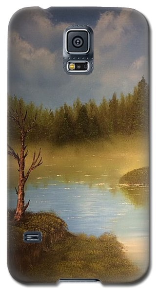 Lake In The Woods  Galaxy S5 Case