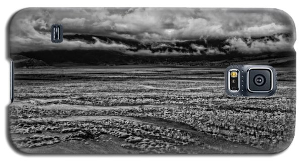 Galaxy S5 Case featuring the photograph Lake Isabella Drought by Hugh Smith