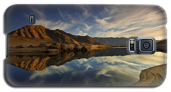 Galaxy S5 Case featuring the photograph Lake Isabella  Mg_8082 by David Orias