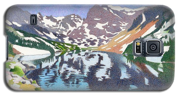 Lake Isabelle Colorado Galaxy S5 Case