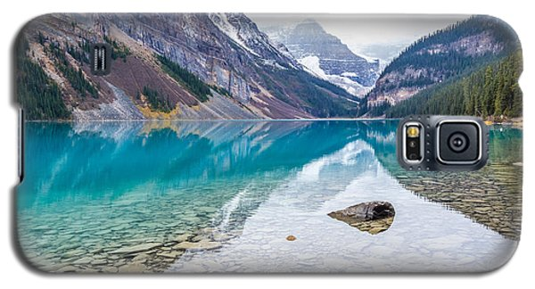 Lake Louise In Banff National Park Alberta Galaxy S5 Case