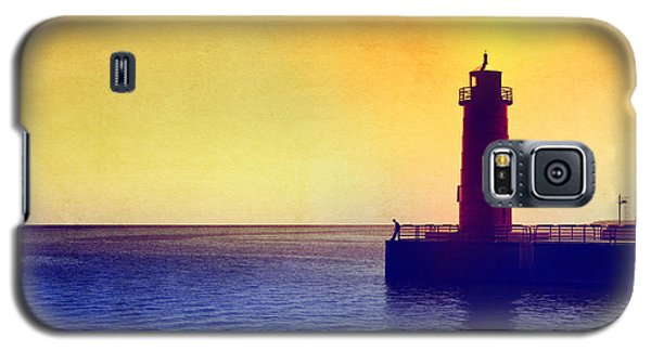 Lake Michigan Galaxy S5 Case by Erika Weber