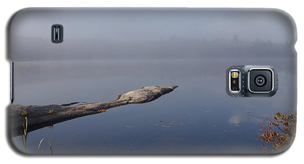 Galaxy S5 Case featuring the photograph Lake Monster by Sheila Byers