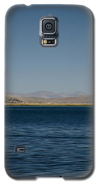 Lake Moonrise Galaxy S5 Case