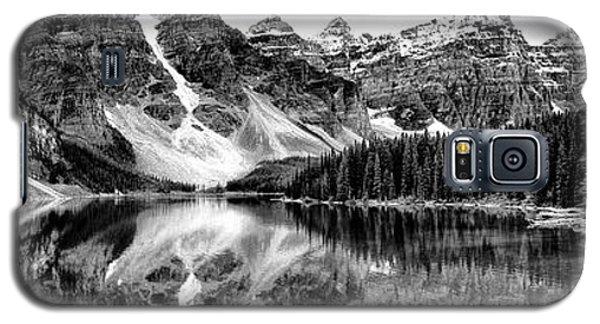 Lake Moraine Reflection Galaxy S5 Case