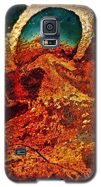 Lake Of Lava Galaxy S5 Case