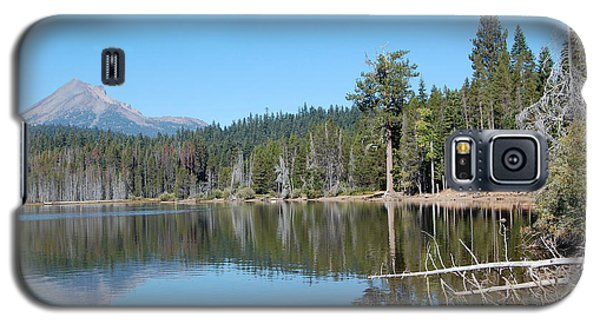 Galaxy S5 Case featuring the photograph Lake Of The Woods 4 by Debra Thompson