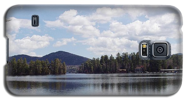 Galaxy S5 Case featuring the photograph Lake Placid by John Telfer