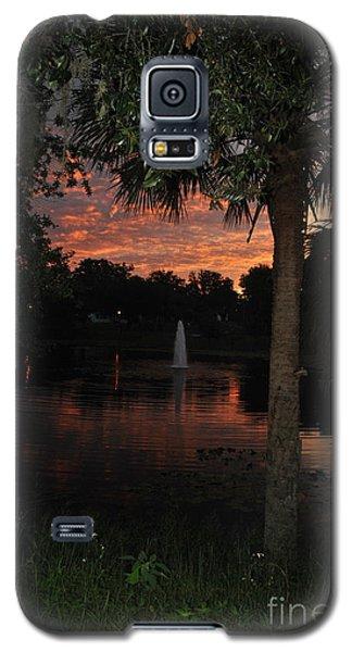 Lake Play Florida Galaxy S5 Case