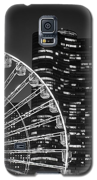 Lake Point Tower Galaxy S5 Case