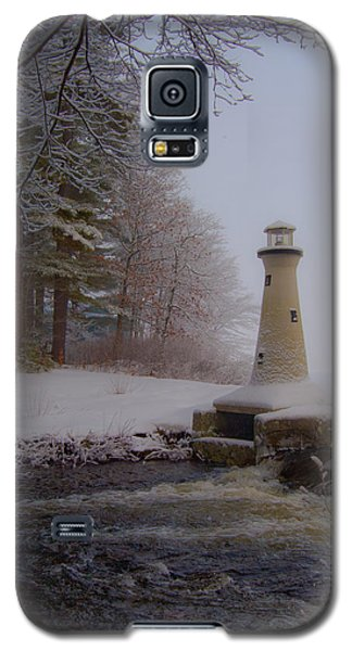 Lake Potanipo Lighthouse Galaxy S5 Case