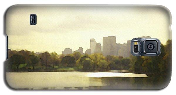 Lake Reflection Skyline 3 Galaxy S5 Case