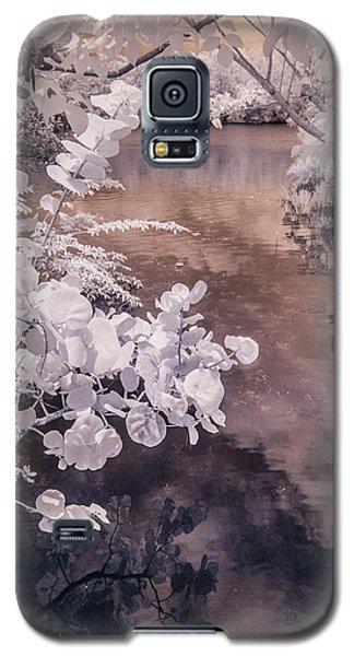 Lake Shadows Galaxy S5 Case