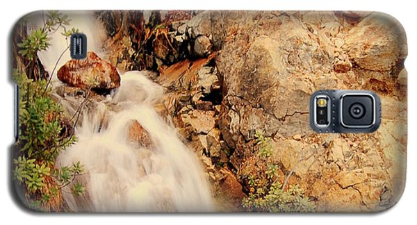 Lake Shasta Waterfall 2 Galaxy S5 Case