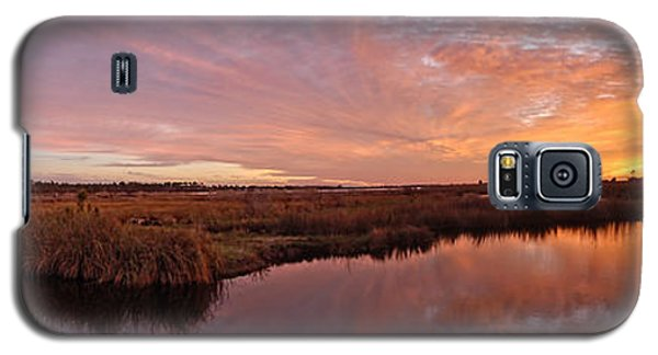 Lake Shelby Bridge Galaxy S5 Case by Michael Thomas