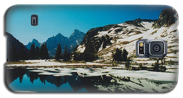 Lake Solitude Galaxy S5 Case
