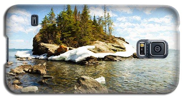Lake Superior Galaxy S5 Case