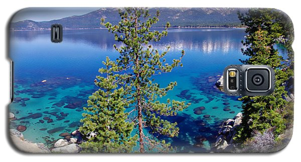 Lake Tahoe Beauty Galaxy S5 Case