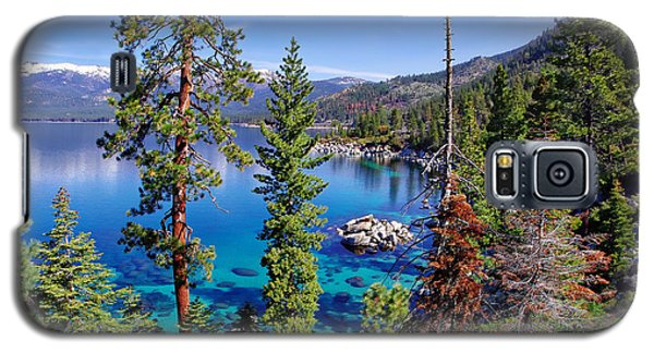 Lake Tahoe Eastern Shore Galaxy S5 Case
