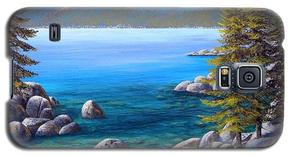 Lake Tahoe Inlet Galaxy S5 Case by Frank Wilson