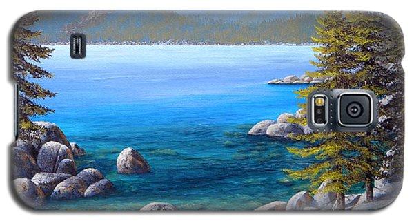 Lake Tahoe Inlet Galaxy S5 Case