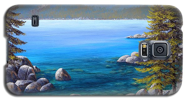 Lake Tahoe Inlet Galaxy S5 Case