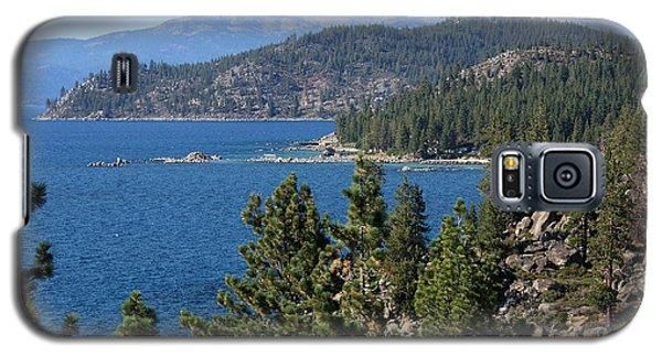 Lake Tahoe Nevada Galaxy S5 Case