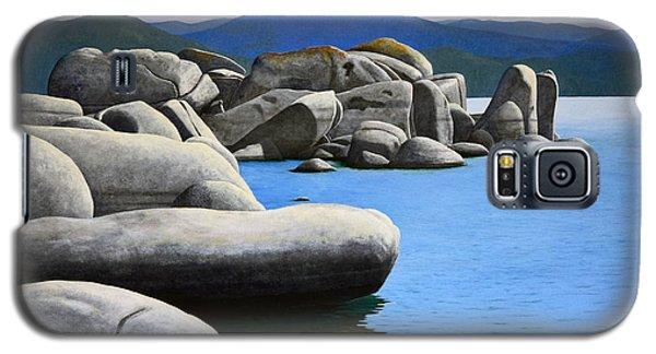 Lake Tahoe Rocky Cove Galaxy S5 Case
